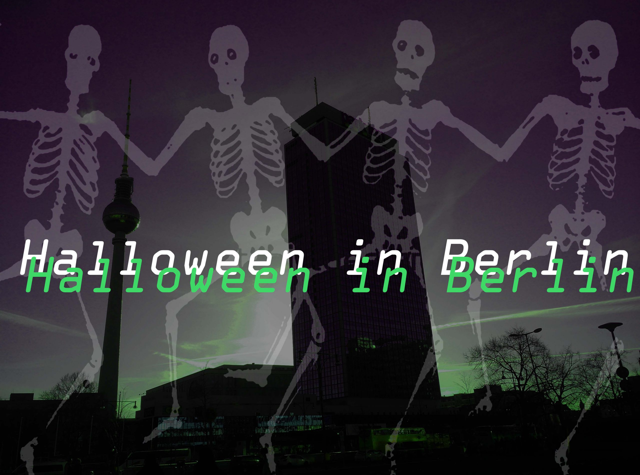 Berlin Halloween|||||