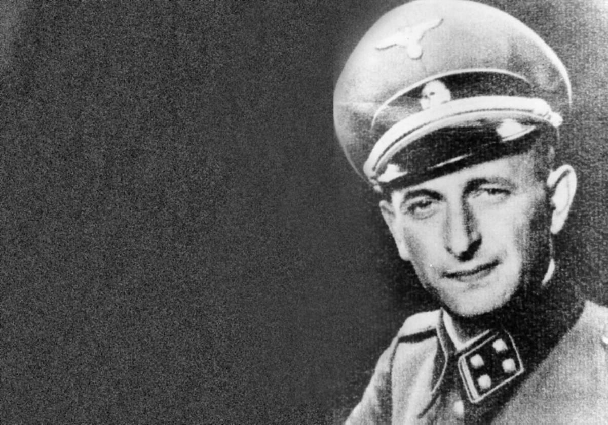 Berlin History Adolf Eichmann|Berlin History Adolf Eichmann