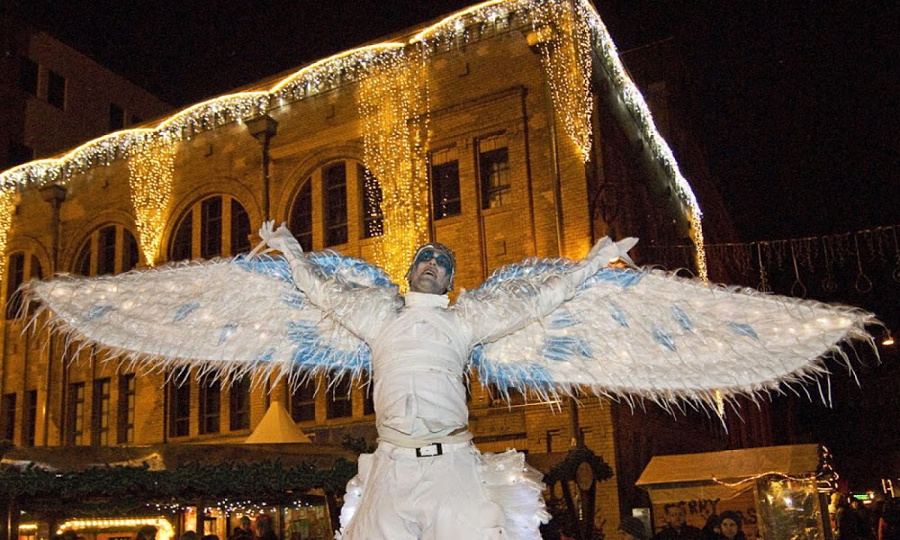 Kulturbrauerei Lucia Weihnachtsmarkt||Top Berlin Christmas Markets 2018