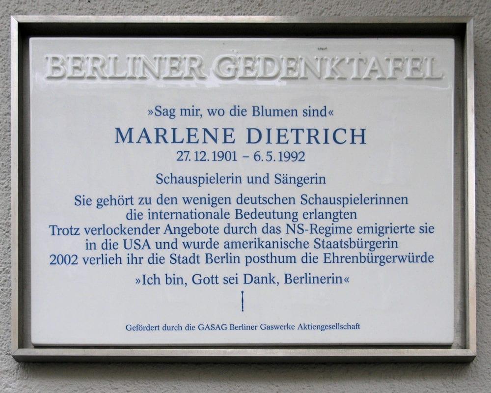 Marlene-Dietrich-memorial-berlin
