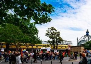 Queer-parade-Nollendorfplatz