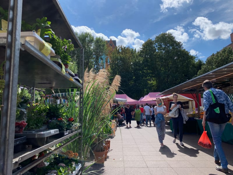 Best Markets of Berlin